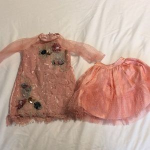 Other - Vietnamese Infant 6 months girl tunic áo dài